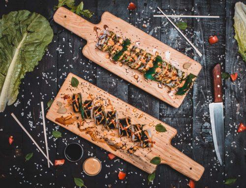 2 Food Corner: Top Japanese Restaurants for Sushi